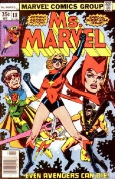 Ms. Marvel #18