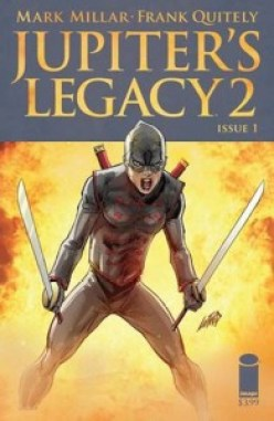 Jupiter's Legacy #1 Rob Liefeld