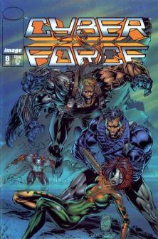 Cyberforce #9