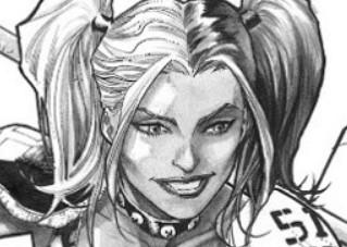WIN Harley Quinn #1 Variants