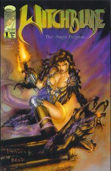 Witchblade #1