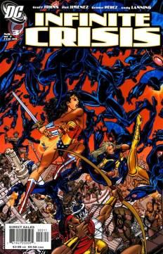 Infinite Crisis #3