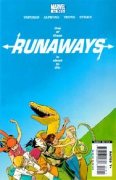 Runaways #18 2006