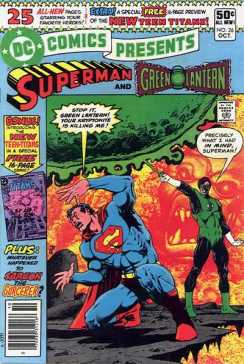 DC Comics Presents #26