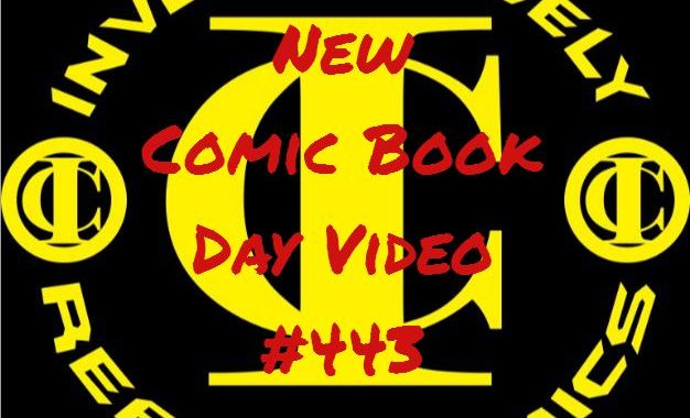 New Comic Book Day #443
