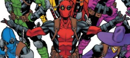 New Comics #455 – The Covers