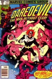 Daredevil #169