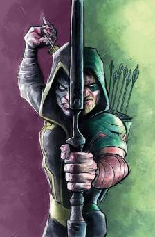 Green Arrow #16 Juan Ferreyra