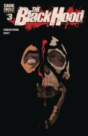 Black Hood Season 2 #3 Greg Smallwood