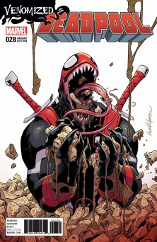 Deadpool #28 David Lopez