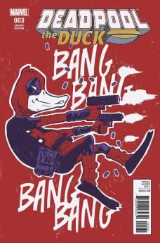 Deadpool The Duck #3 Michael Walsh