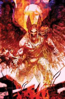 Death Of Hawkman #6 Bill Sienkiewicz