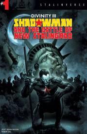 Divinity III Shadowman #1 Clayton Crain