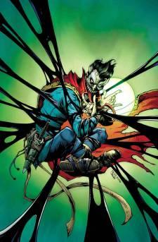 Doctor Strange #18 Kevin Nowlan