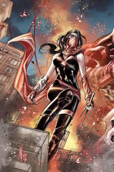 Elektra #1 Checchetto