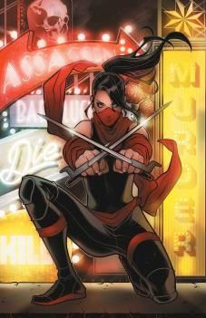 Elektra #1 - Elizabeth Torque