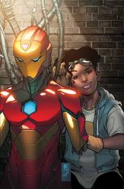 Invincible Iron Man #4 Stefano Caselli