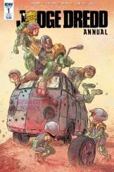 Judge Dredd Annual #1
