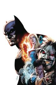 Justice League Of America Rebirth #1 Ivan Reis