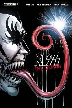 Kiss Demon #2 - Tom Mandrake