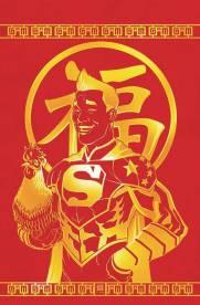 New Super Man #8 Bernard Chang
