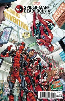 Spider-Man Deadpool #14