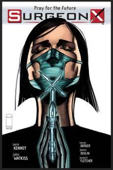 Surgeon X #6 - John Watikiss