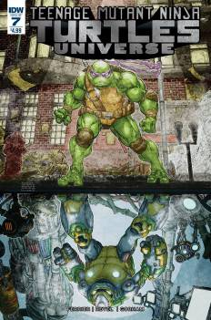 TMNT Universe #7 Freddie Williams II