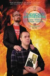 The Wicked + The Divine #26 Jamie McKelvie & Matt Wilson
