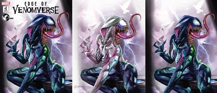 WIN Edge Of Venomverse #1 Variants