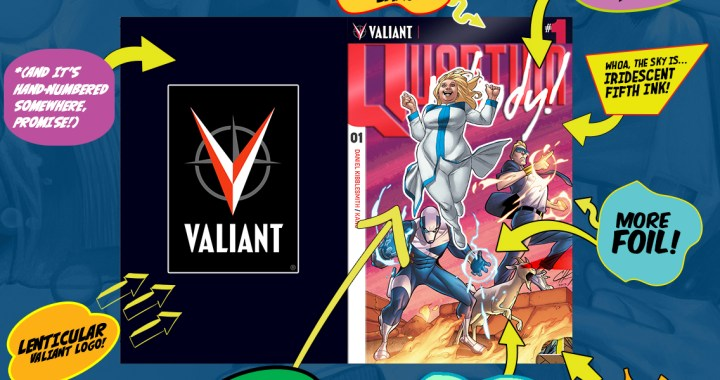 "WIN ""The Most Variant Cover of All Time!"""