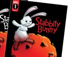 WIN Stabbity Bunny #1 Variant & Reg