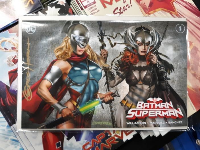 DC COMICS BATMAN SPECIAL EDITION NEW YORK POST EXCLUSIVE VARIANT GIVEAWAY PROMO