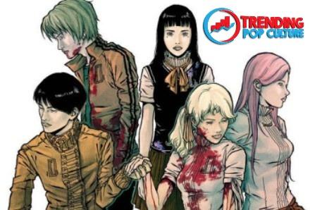 Top 5 Trending Comics 11-20-19