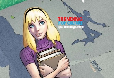 Top 5 Trending Comics This Week 2-12-20