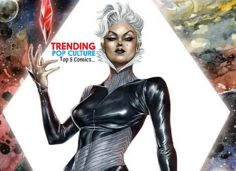 Top 5 Trending Comics This Week 3-11-20