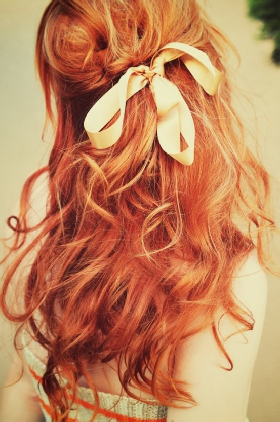 #3. Red heads and blondes aren't going extinct