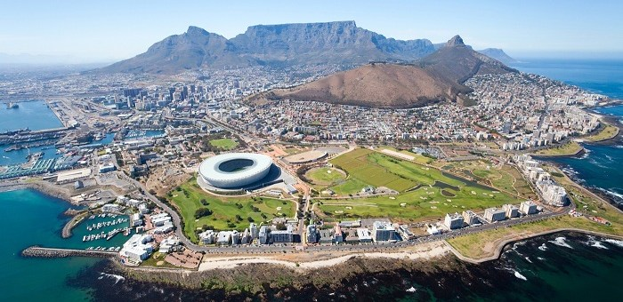 4. South Africa