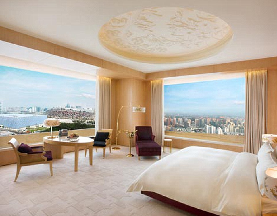4. The Pangu 7 star Hotel, Beijing, China