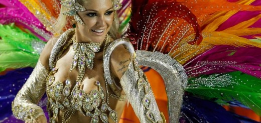Carnival, Brazil, runs from February 28-March 8 in various cities throughout Brazil, but Rio de Jeneiro is most popular