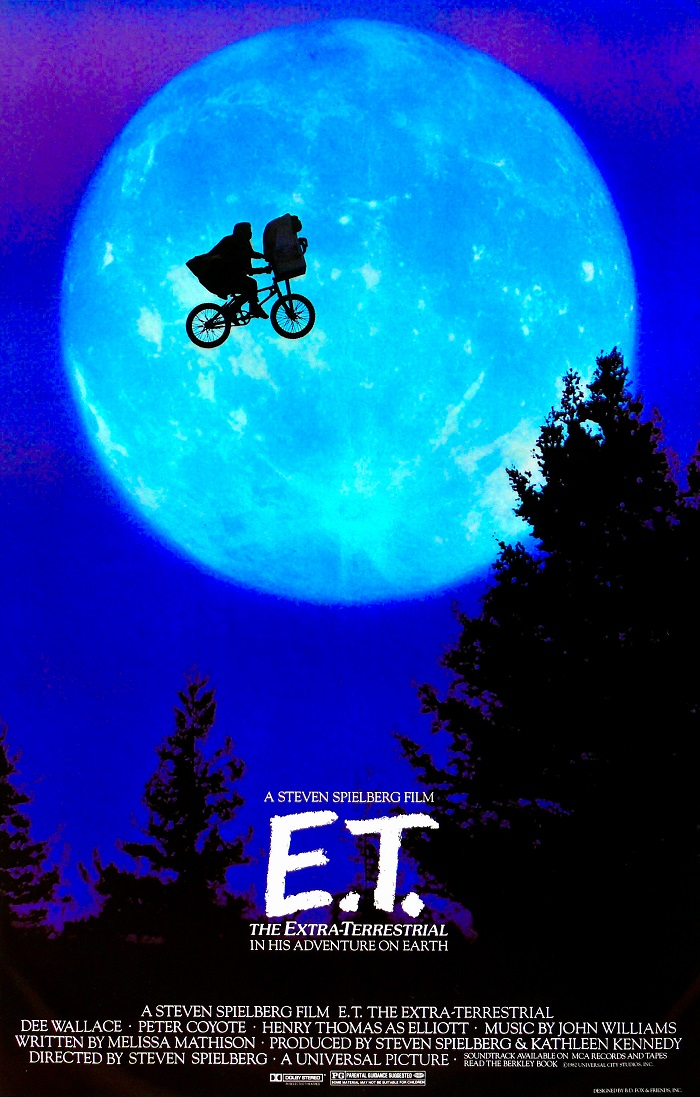 E.T the Extra Terrestrial