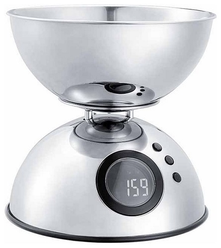 Kitchen Scale & Thermometer