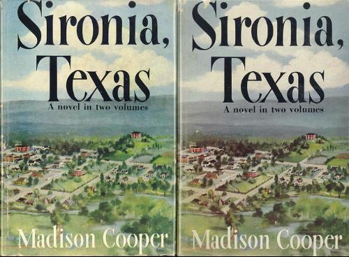 Sironia, Texas by Madison Cooper
