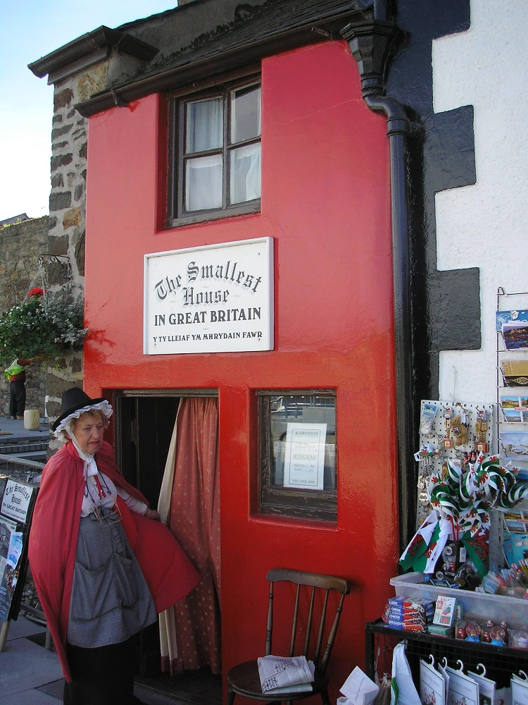 Smallest House in Great Britain