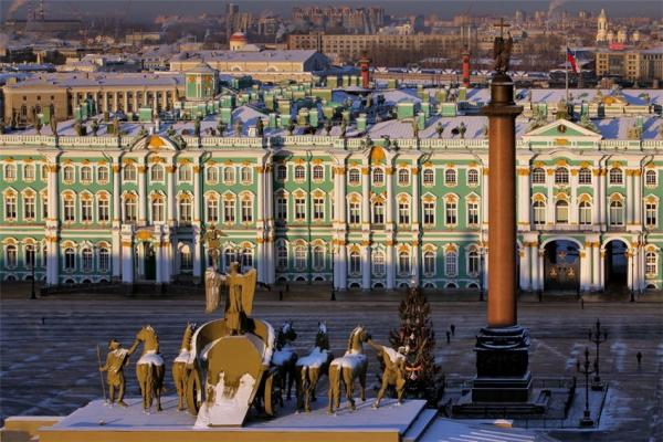 State Hermitage, St. Petersburg, Russia