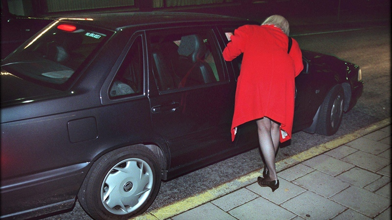 Swedish prostitution is legal, but buying a prostitute is not