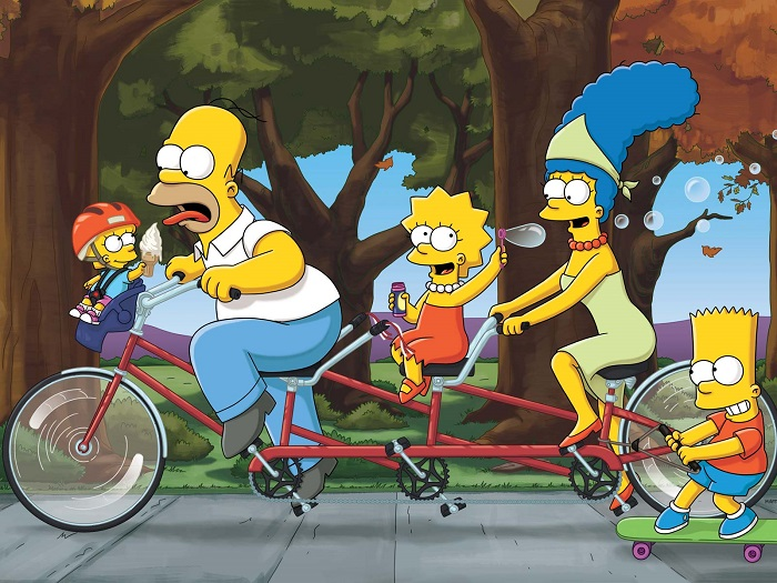The Simpsons – 1989 – present day
