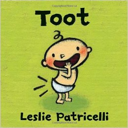 Toot by Leslie Patricelli