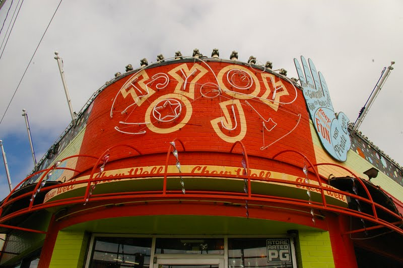 Toy Joy, Austin, Texas