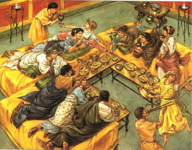 #1. Famous feasts